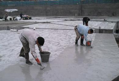 常州防水处理的常规要求